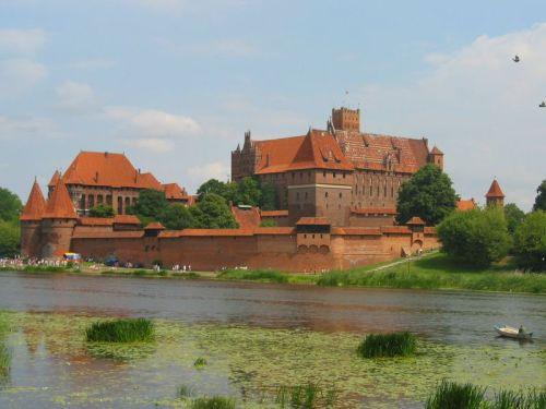 7. Malbork Castle