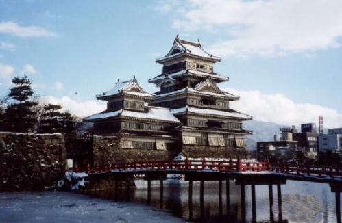 6. Kastil Matsumoto