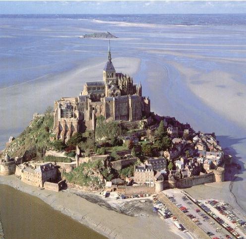 4. Mont Saint-Michel