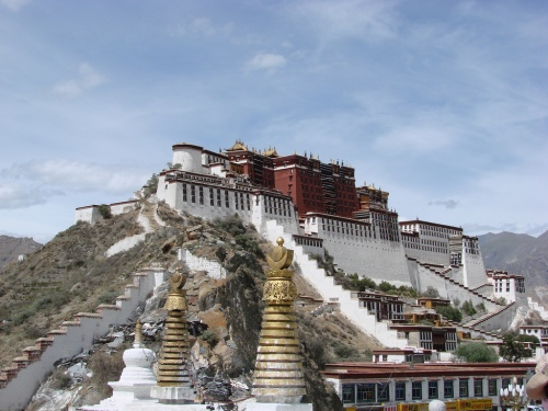 3. The Potala Palace