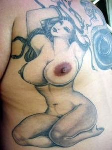 tatto unik kreatif