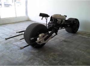 replika motor batman